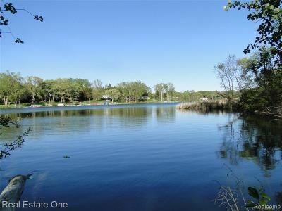 Waterford Twp Residential Lots & Land For Sale: Lot C Clintonville Road