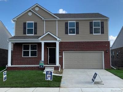 Westland Single Family Home For Sale: 8348 Quincy Drive