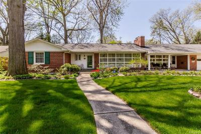 Allen Park, Lincoln Park, Southgate, Wyandotte, Taylor, Riverview, Brownstown Twp, Trenton, Woodhaven, Rockwood, Flat Rock, Grosse Ile Twp, Dearborn, Gibraltar Single Family Home For Sale: 20765 Donaldson Street
