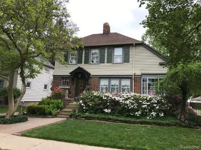 Dearborn Single Family Home For Sale: 22575 Nona Street