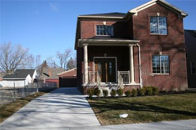 Dearborn Single Family Home For Sale: 23066 Beech Street
