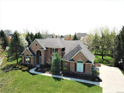 Single Family Home For Sale: 17524 Rolling Woods Circle