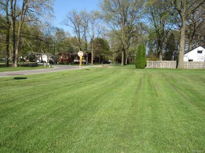 Taylor Residential Lots & Land For Sale: 25075 Baker Street