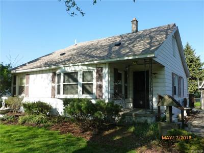 Dearborn Heights Single Family Home For Sale: 5381 Merrick Street