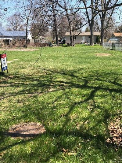 Huron Twp Residential Lots & Land For Sale: 26079 Schreiner Road