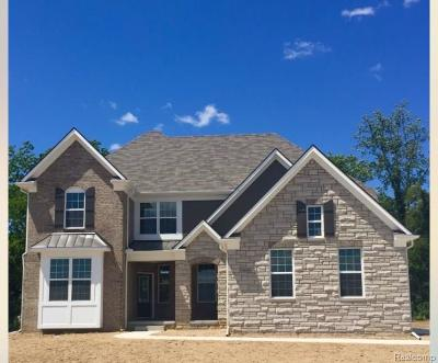 Lyon Twp Single Family Home For Sale: 22797 Country Club Drive