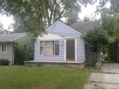 Inkster Single Family Home For Sale: 28211 Avondale Street
