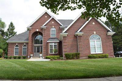 Washington Twp Single Family Home For Sale: 8903 Inverness Drive