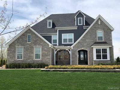Lyon Twp Single Family Home For Sale: 22833 Country Club Drive