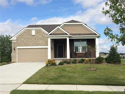 Grand Blanc Single Family Home Sold: 6250 Crystal Downs Drive