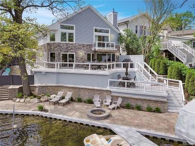 Single Family Home For Sale: 515 Bellevue Avenue