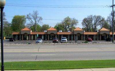 Waterford Twp Commercial Lease For Lease: 4924-34 Highland Road