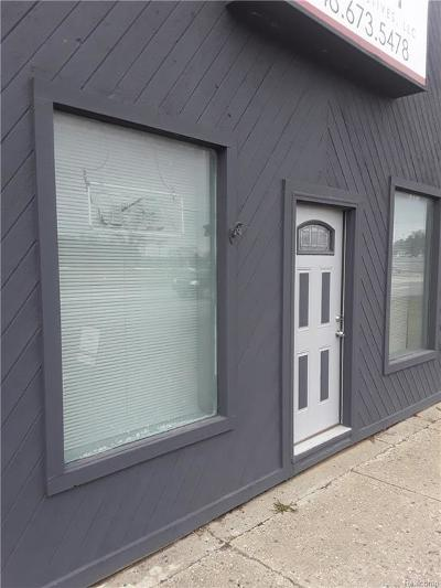 Waterford Twp Commercial For Sale: 4516 Dixie Highway