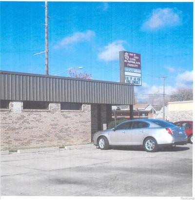 Commercial Lease For Lease: 12885 Northline