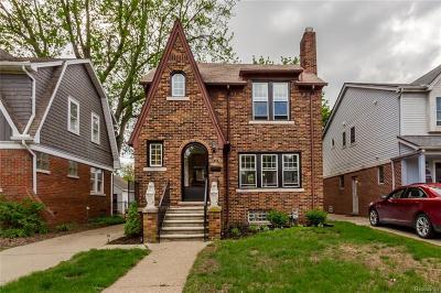 Dearborn Single Family Home For Sale: 143 Tannahill Street