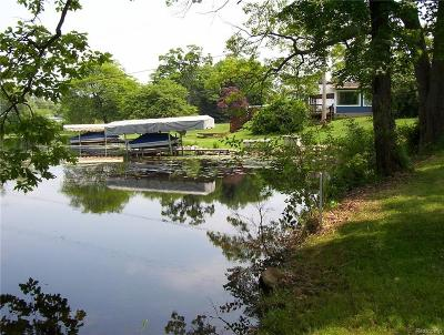 Waterford Twp Residential Lots & Land For Sale: Indianview