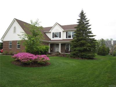 CANTON Single Family Home For Sale: 1201 Kennebec