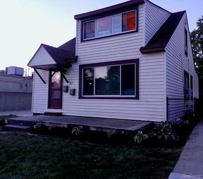 Clawson Multi Family Home For Sale: 27 Bauman Avenue