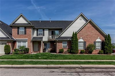 Brownstown Twp Condo/Townhouse For Sale: 17177 Higdon Drive