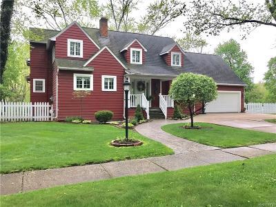 Farmington, Farmington Hills Single Family Home For Sale: 32045 Valley View Street