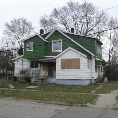 Inkster Single Family Home For Sale: 3107 Inkster Road