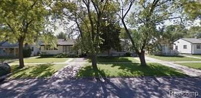 Inkster Single Family Home For Sale: 28231 Avondale Street