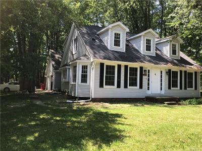Harrison Twp Single Family Home For Sale: 38041 Hazel Street