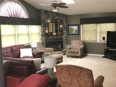 Troy Single Family Home For Sale: 4597 Argyle Drive