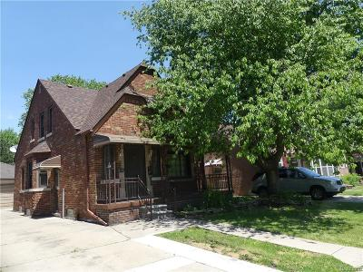Southgate Multi Family Home For Sale: 13126 Sycamore Street