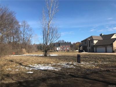 Troy Residential Lots & Land For Sale: Devonwood