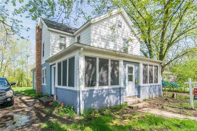 Ypsilanti Single Family Home For Sale: 125 Bell Street