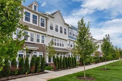 Troy Condo/Townhouse For Sale: 43 Kalter Drive