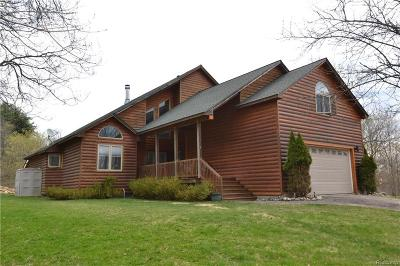 White Lake Single Family Home For Sale: 2722 Haley Road