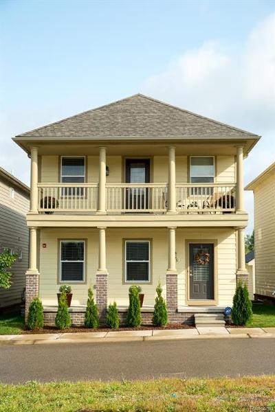 Auburn Hills Single Family Home For Sale: 3913 Andover Avenue