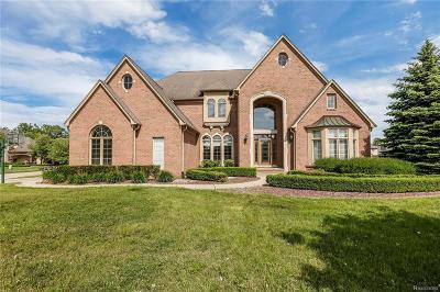Shelby Twp Single Family Home For Sale: 54322 Carrington Drive