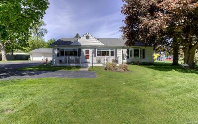 Single Family Home For Sale: 2344 Hannan Road