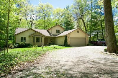 Rochester Hills Single Family Home For Sale: 3464 Hazelton Avenue