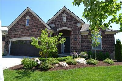 Farmington Hills Condo/Townhouse For Sale: 33627 Heirloom Circle
