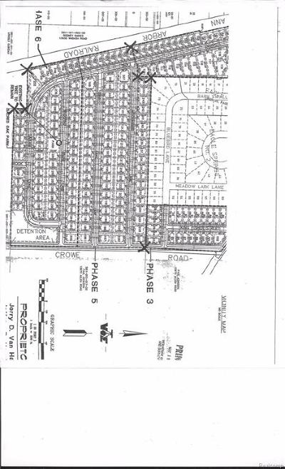 Milan Residential Lots & Land For Sale: Crowe