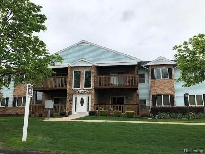 Trenton Condo/Townhouse For Sale: 1505 Harbour Court #64