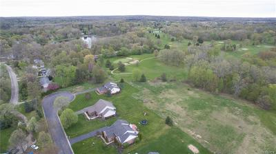 Hartland Twp Residential Lots & Land For Sale: Maxfield Road