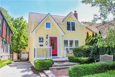 Birmingham Single Family Home For Sale: 763 S Bates Street