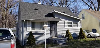 Westland Single Family Home For Sale: 36290 Farragut Avenue