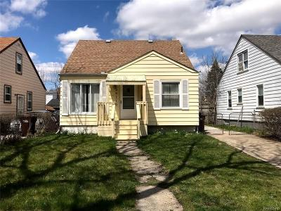 Inkster Single Family Home For Sale: 26710 W Hills Drive