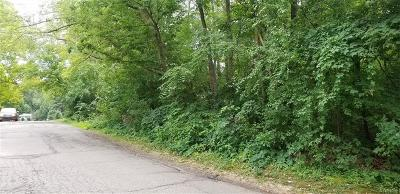 West Bloomfield Twp Residential Lots & Land For Sale: Fieldview Avenue