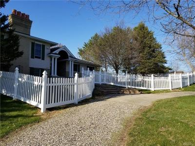 Milford Twp Single Family Home For Sale: 1475 Alter Road