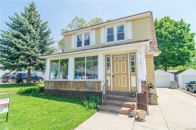 Grand Rapids Single Family Home For Sale: 1948 Coit Avenue NE