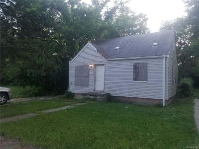 Inkster Single Family Home For Sale: 2214 Isabelle Street