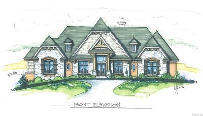 Sterling Heights, Washington, Washington Twp, Bloomfield Hills, Bloomfield Twp, Novi, Royal Oak, Royal Oak Twp Single Family Home For Sale: 559 Barrington Park Drive