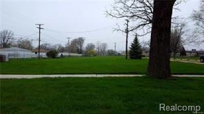 Warren Residential Lots & Land For Sale: Frazho
